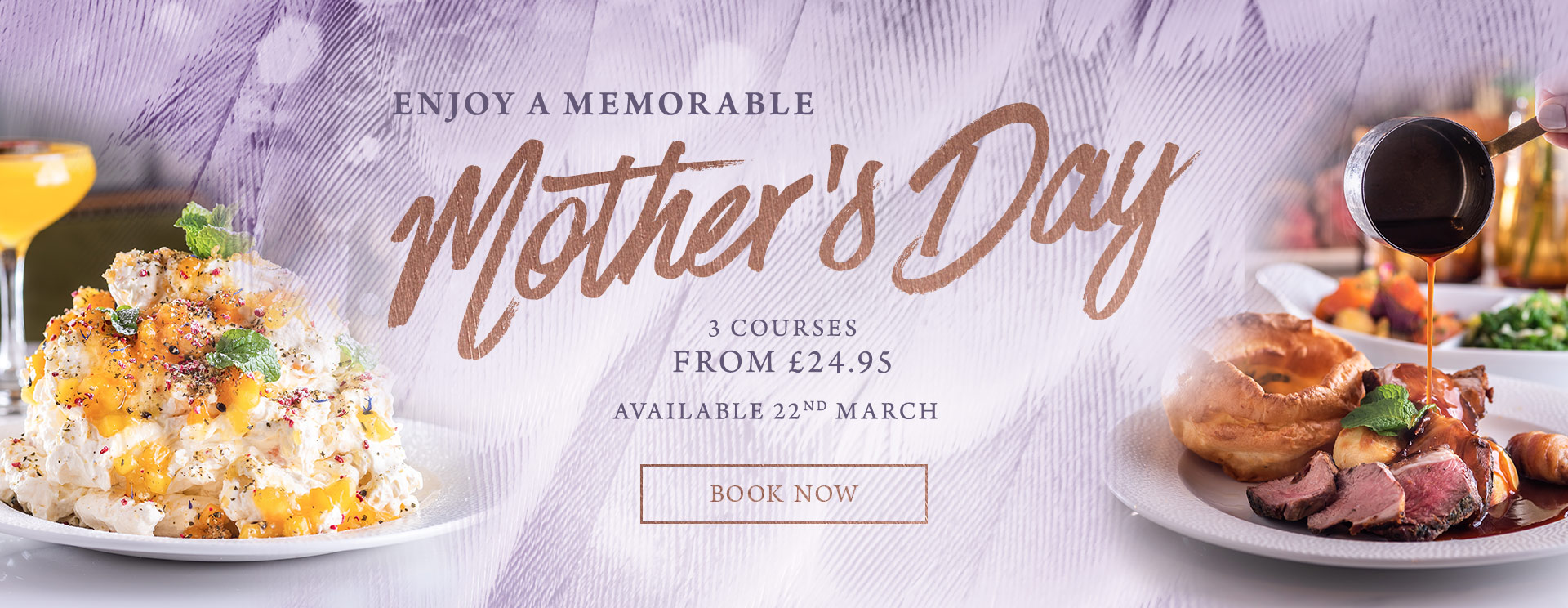 Mother's Day 2019 at The Bell