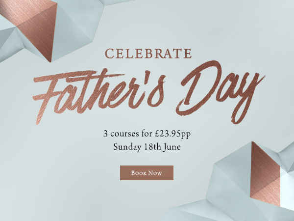 Father's Day at The Bell - Book now